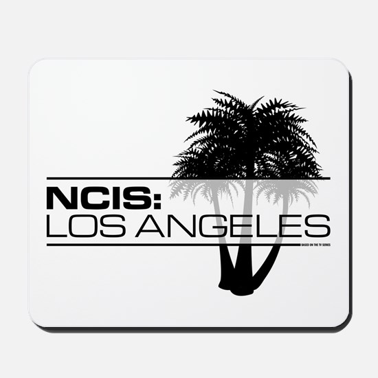 NCISLA Palms Mousepad