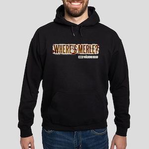The Walking Dead Merle Hoodie