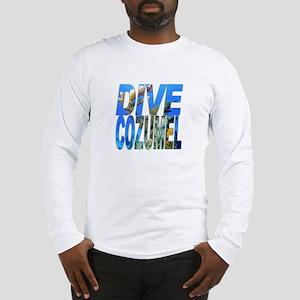 Dive Cozumel Long Sleeve T-Shirt