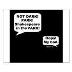 Shakespeare in the Dark Posters