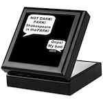 Shakespeare in the Dark Keepsake Box