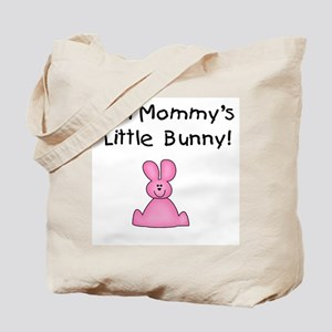 Mommy's Little Bunny (pink) Tote Bag