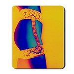 Slinky, soft, seductive mousepad