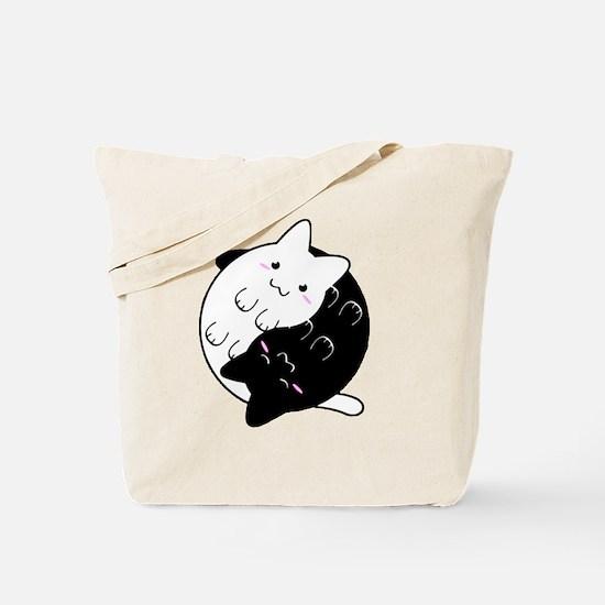 Funny Ying Tote Bag