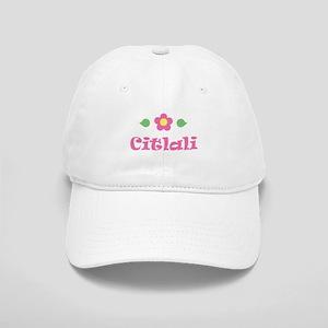"Pink Daisy - ""Citlali"" Cap"