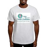 LQWD  Ash Grey T-Shirt