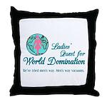 LQWD  Throw Pillow