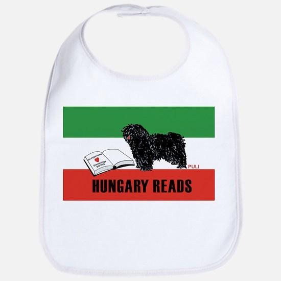 Hungary Reads Bib