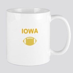 Hawkeye Football Mugs
