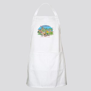 DO NOT try this at home BBQ Apron