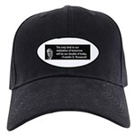 Inspiration from FDR Black Cap