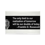 Inspiration from FDR Rectangle Magnet (10 pack)
