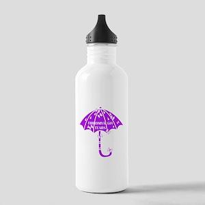 FIBROMYALGIA TEARS Water Bottle