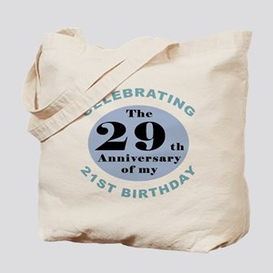 Funny 50th Birthday Tote Bag