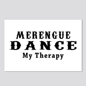 Merengue Dance My Therapy Postcards (Package of 8)