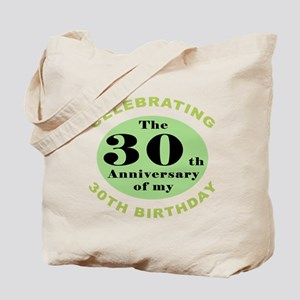 Funny 60th Birthday Tote Bag