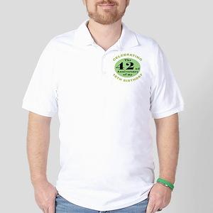 Funny 60th Birthday Golf Shirt