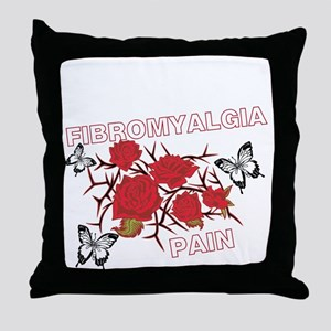 FIBROMYALGIA PAIN Throw Pillow