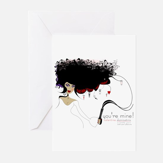 Love Hurts Greeting Cards (Pk of 10)