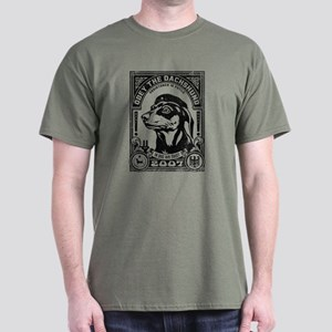 Dachshund Industry 2007 Army T-Shirt