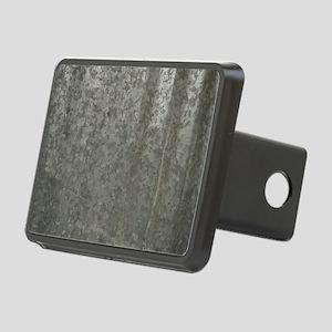 Corrugated Sheet Metal Rectangular Hitch Cover
