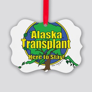 Transplant Picture Ornament