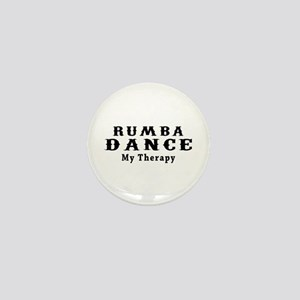 Rumba Dance My Therapy Mini Button