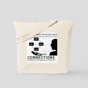 DBT Peer Connections Tote Bag