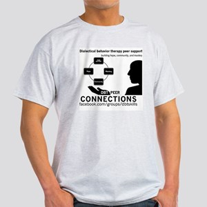 DBT Peer Connections Light T-Shirt