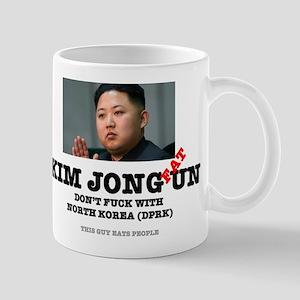 KIM JOHN FAT UN - DPRK Mugs
