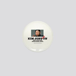 KIM JOHN FAT UN - DPRK Mini Button