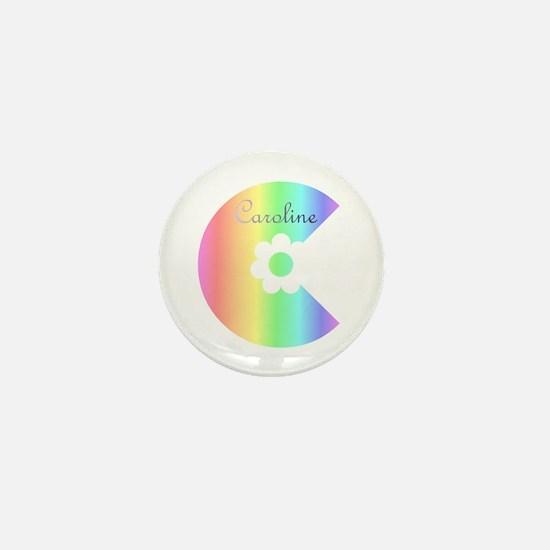 Caroline Mini Button