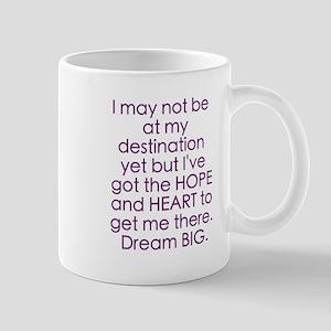 Hope and Heart Mug