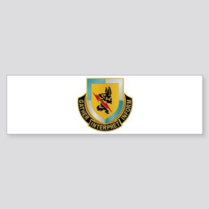 DUI - 134th Military Intelligence Bn Sticker (Bump