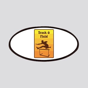 Track and Field Patches