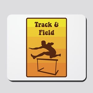 Track and Field Mousepad