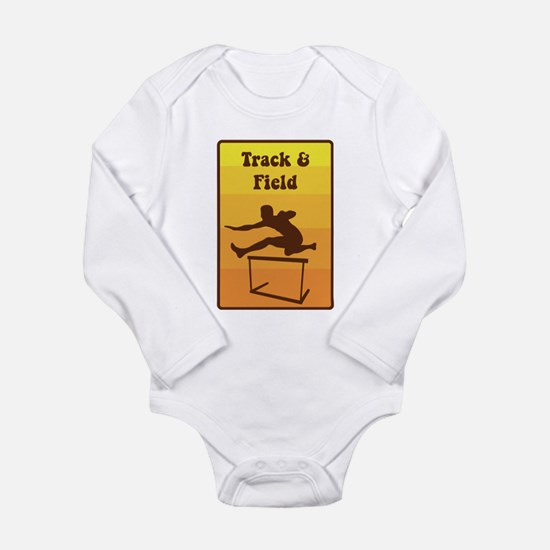 Track and Field Body Suit