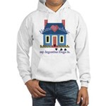 Argentine Dogo Hooded Sweatshirt