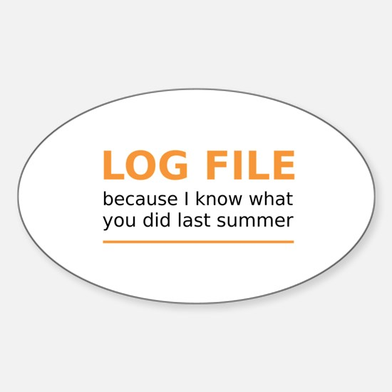LogFILE Decal