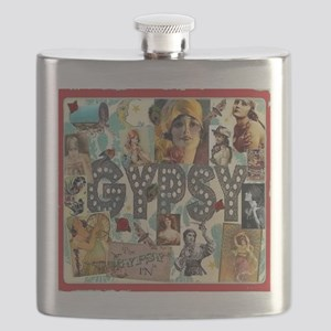 Gypsy Jubilee Flask