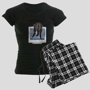 Writer's Block Women's Dark Pajamas