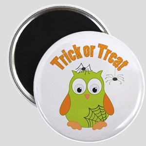 Trick or Treat Owl Magnets