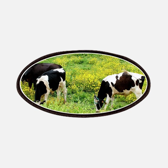 Small herd of cows Patch