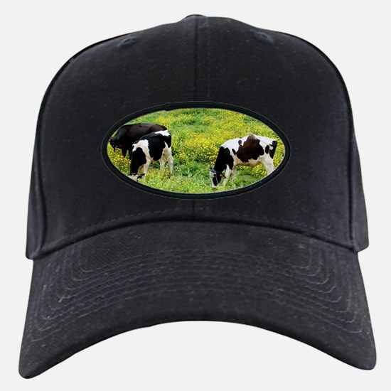 Small herd of cows Baseball Hat