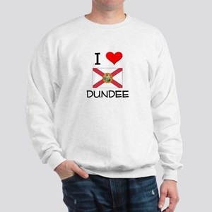 I Love DUNDEE Florida Sweatshirt