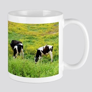 Small herd of cows Mugs