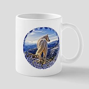 Leader of the Pack - Wolf Mug