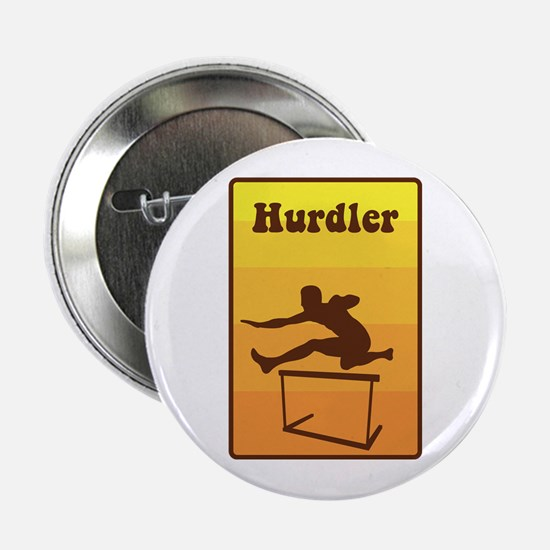 "Hurdler 2.25"" Button"