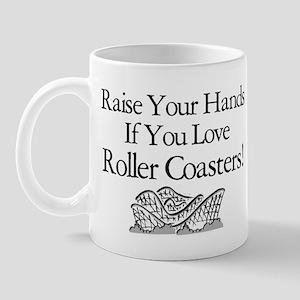 Roller Coaster Mug