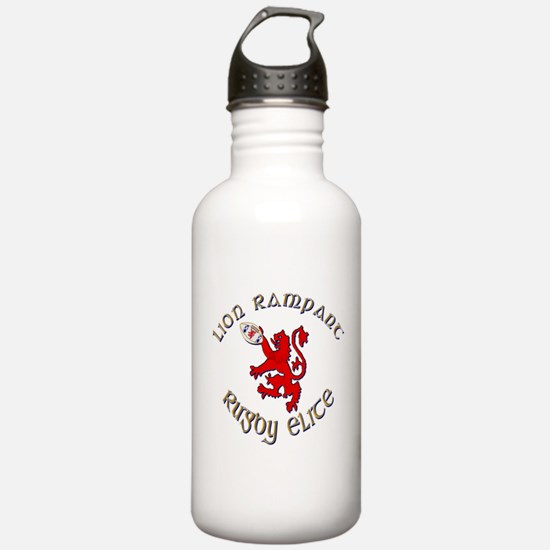 Scottish lion rugby elite Sports Water Bottle